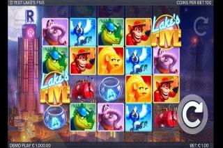 Free 5 Mobile Slots