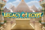 Legacy Of Egypt Mobile Slot Logo