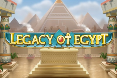 Legacy Of Egypt Mobile Slot Logo