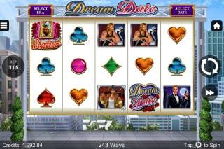 Microgaming Dream Date Slot Machine New