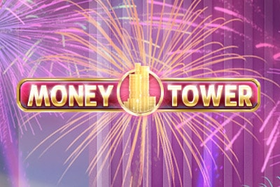 Money Tower Mobile Slot Logo