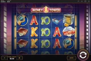 Money Tower Mobile Slot Machine