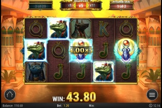 Play'n GO Legacy Of Egypt Slot Free Spins