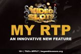 New Innovative MY RTP Feature at Videoslots Casino Online