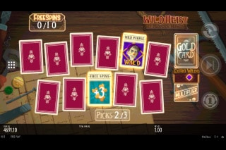 Wild Heist At Peacock Manor Mobile Slot Bonus