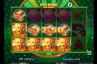 Wild Wheel Big Money Mobile Slot Free Spins