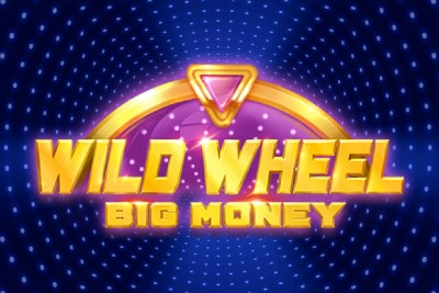 Wild Wheel Mobile Slot Logo