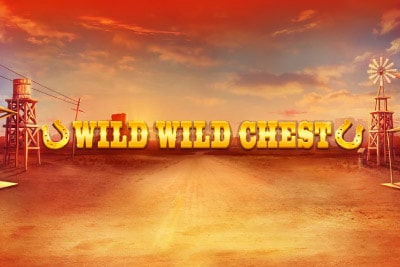 Wild Wild Chest Mobile Slot Logo