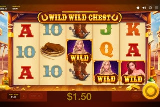 Wild Wild Chest Mobile Slot Machine