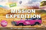 Win Cash Prizes In The Latest Vera&John Mission Expedition