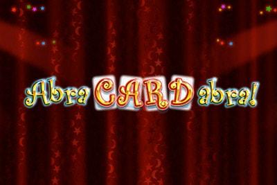 Abracardabra Mobile Slot Logo