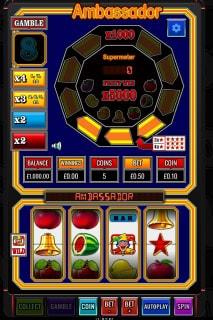 Ambassador Mobile Slot Machine