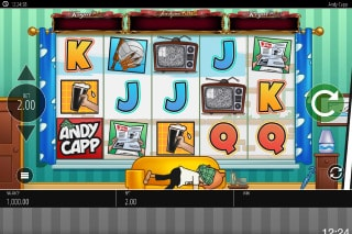Andy Capp Mobile Slot Machine