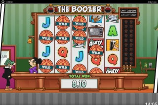 Andy Capp Slot Bonus Boozer