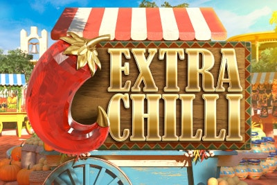 Extra Chilli Mobile Slot Logo