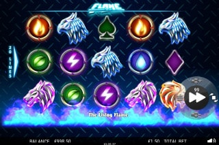 Flame Mobile Slot Machine