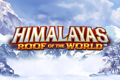 Himalayas Roof of the World Mobile Slot Logo