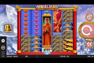 Himalayas Roof of the World Mobile Slot Machine