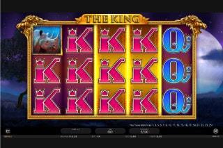 iSoftbet The King Mobile Slot Bonus