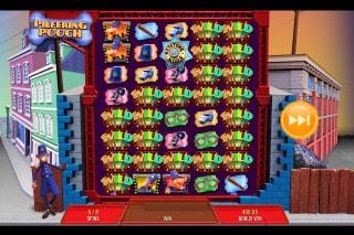 Keystone Kops Mobile Slot Bonus - Pilfering Pooch