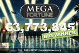 €3.7 Million NetEnt Mega Fortune Jackpot Win For Lucky Swede