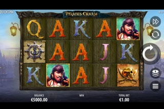 Pirates Charm Mobile Slot Machine