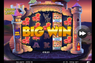 Queen of the Castle Slot Free Spins Big Win