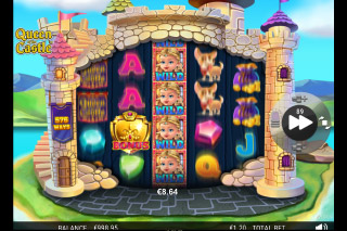 NextGen Queen of the Castle Slot Stacked Wilds