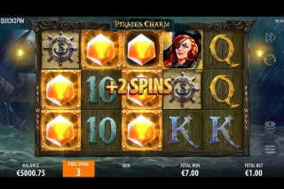 Quickspin Pirates Charm Slot Bonus