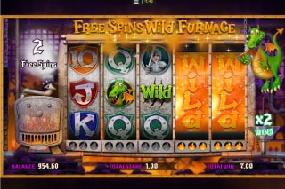 Reels of Fire Mobile Slot Free Spins