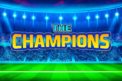 The Champions Slot Logo