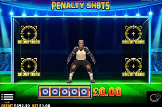 The Champions Mobile Slot Penalty Shots