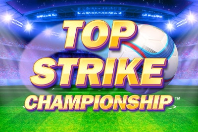 Top Strike Championship Mobile Slot Logo