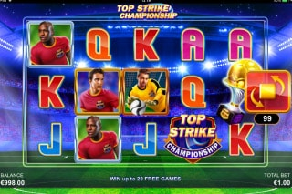 Top Strike Championship Mobile Slot Machine