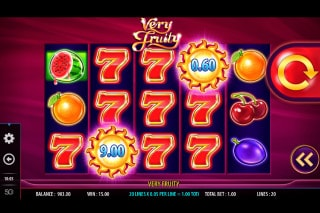 Very Fruity Mobile Slot Game