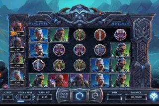 Vikings Go To Hell Mobile Slot Machine
