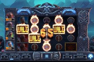 Vikings Go To Hell Mobile Slot Wild Win