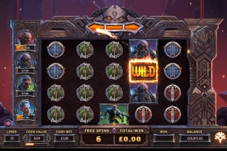Yggdrasil Vikings Go To Hell Slot Free Spins