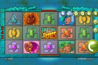 Amazing Aztecs Mobile Slot Machine