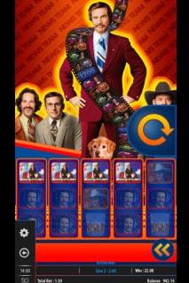 Anchorman Slot Win