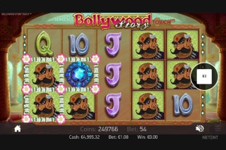Bollywood Story Mobile Slot Game