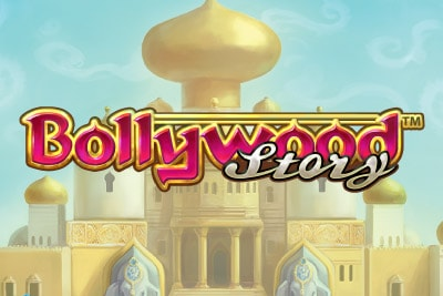 Bollywood Story Mobile Slot Logo
