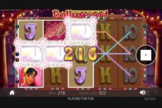Bollywood Story Slot Free Spins