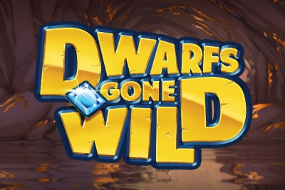 Dwarfs Gone Wild Mobile Slot Logo