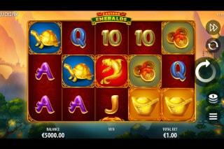 Eastern Emeralds Mobile Slot Machine