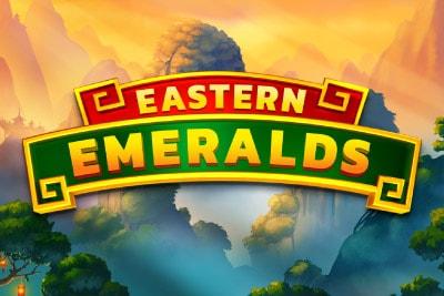 Eastern Emeralds Slot Logo