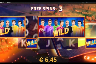 Footy Frenzy Slot Free Spins