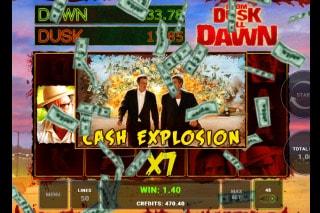 From Dusk Till Dawn Mobile Slot Cash Explosion