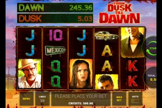 From Dusk Till Dawn Mobile Slot Machine
