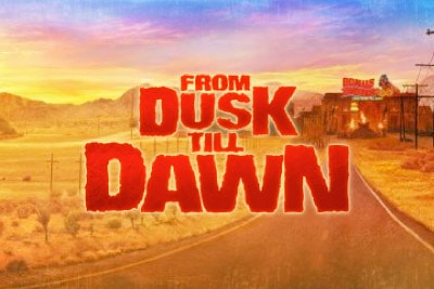 From Dusk Till Dawn Mobile Slot Logo